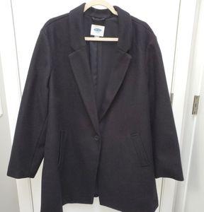 Old Navy Wool Blend Coat
